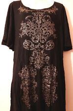 NEW size 16 Papaya black dress/weddings/party/evening wear/casual