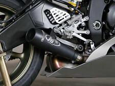 GP Black Slip On Exhaust Muffler M4 YA6622 - 06-17 Yamaha R6
