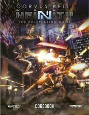 Modiphius Infinity RPG BNIB Core Book MUH050206