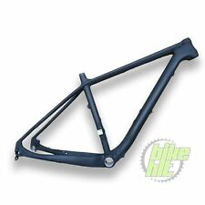 CONWAY Q MLC 729 Fahrrad MTB Carbon Rahmen Gr. 43 roh 29er