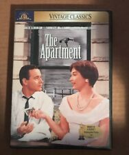 New Sealed The Apartment (Dvd, 2001) Widescreen
