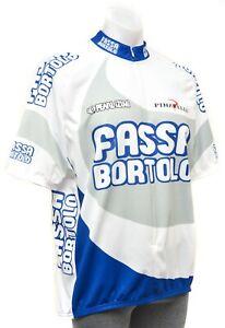 Pearl Izumi Fassa Bortolo Club Cut Short Slv Jersey Men XL Road Bike Pinarello