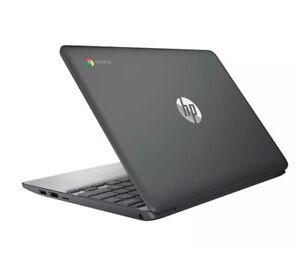 NEW SEALED HP 11-v000nr Chromebook Celeron N3060 (1.60 GHz) 2 GB LPDDR3 16 GB