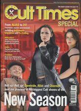 Cult Times (Special) #28 Carnivale Alias Charmed Smallville unread Mbx110