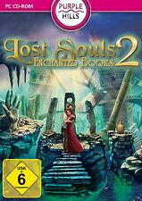 Lost Souls 2 - Enchanted Books (PC, 2014, DVD-Box)
