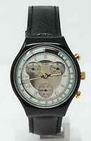 Orologio Swatch irony chrono vintage 37mm watch rare clock swatch horloge reloy