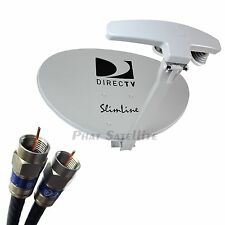 DIRECT TV DIRECTV SLIMLINE KA/KU kaku SATELLITE DISH Antenna SWM5 SWiM 5 SL5s