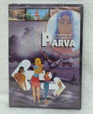 DVD PARVA nog nieuw in gesealde verpakking
