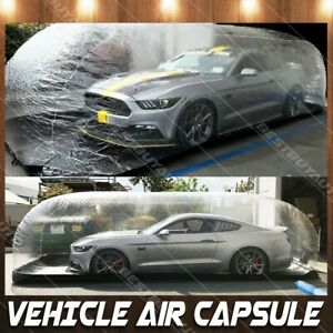 3D MAXpider 1289HXL Inflatable Vehicle Air Capsule Car Cover Display Bubble 20ft