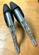 Diacomp drillium brake levers, L'Eroica NOS, complete