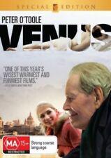 VENUS (2006 DVD - MOVIE DVD SEALED + FREE POST)