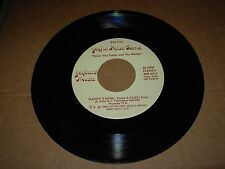 "JOYFUL NOISE BAND mommy's song / daddy's song ( r&b ) 7"" / 45 - VERY RARE -"