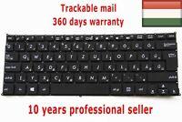 Hungarian HU HG Keyboard for Asus TP203 VivoBook Flip 12 TP203 TP203NAH Magyar