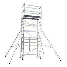 Sealey Heavy Duty Aluminium Platform Scaffold Tower Extension Pack of 3 - SSCL3