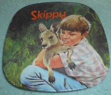 Skippy The Bush Kangaroo - Rare Plate Bessemer Vintage - SOLD AS IS