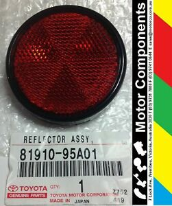 TOYOTA HILUX REFLECTOR LN152 KZN165,LN147,167,172,RZN147,149,169,VZN167 8/97-05
