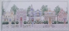 1988 Dimensions VICTORIAN HOUSES NANCY ROSSI Counted Cross Stitch Kit 3650