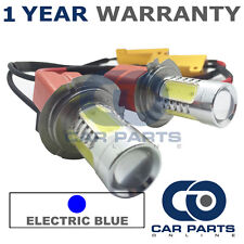 2X Canbus Azul H7 CREE LED Bombillas del haz de cruce para BMW 1 3 5 6 serie X1 X3 X5 Z4