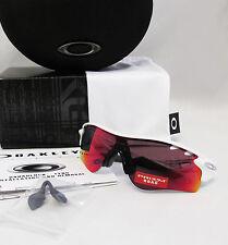 OAKLEY Radarlock Path Asia Fit Polished White / Prizm Road Sunglasses OO9206-27