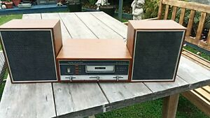Ameltone 8 Track Player With Speakers