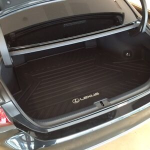 LEXUS ES300h from 07/2018 All Weather Rubber Cargo Liner Boot mat PT908-3319502