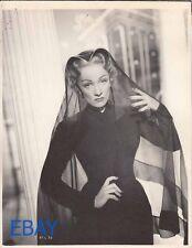 Marlene Dietrich Stage Fright VINTAGE Photo key book photo