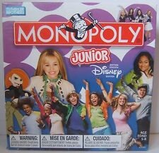 Monopoly Jr Disney Edition Board Game Complete