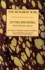 Burmah Letters and Papers (1852-53): 2004 by Henry Godwin (Paperback, 2005)