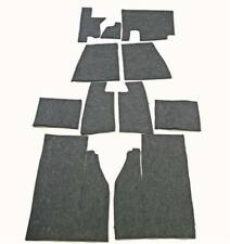 JAGUAR XKE E-TYPE UNDERFELT KIT FROM 1962 TO 1970 NEW