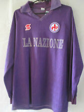 Fiorentina 1989-1990 Home Football Shirt Size medium /10276