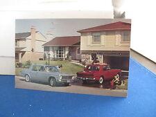 Studebaker 1966 Commander . postcard *
