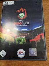 DVD PC Games Euro 2008 Austria - Switzerland Uefa ab 0 Jahre EA Sports