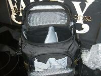 Genuine Canon Shoulder Camera Carry Bag 2400/9361 Black DSLR Travel Portable