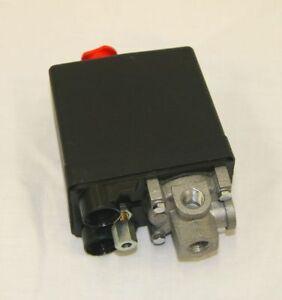 Druckwächter 600V 15A  Kompressor Druckwächter Pony Wäschepresse Art.-Nr. 01132
