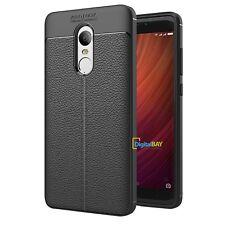 Custodia Cover Morbido Back Case Tpu Nero Per Xiaomi Redmi Note 5 / Redmi 5 Plus