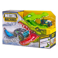 Zuru Metal Machines Croc Attack Playset With Bone Crusher Free UK Post Brand New
