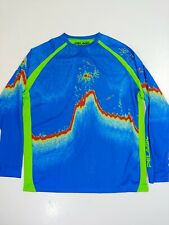 Pelagic vaportek Long Sleeve Shirt XL Cooling Gear Offshore Activewear
