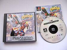 Crash Bandicoot 3 Warped PS1 PSX PAL PlayStation 1 *RARE GAME*