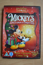 Mickey's Once Upon a Christmas DVD (2006) Walt Disney Studios
