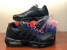 huge selection of 7ac98 4afb7 NIKE AIR MAX 95 PRM Los Angeles VS New York City AT8505-001 Size 9.5