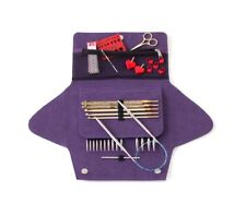 Addi Click Grab 'N Go Interchangeable Circular Knitting Needle Set