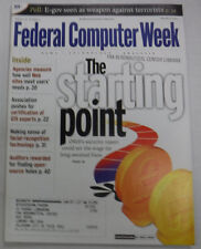 Federal Computer Week Magazine The Starting Point March 2002 071415R