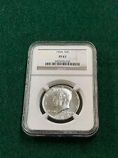 1964 PF 67 Kennedy Half Dollar