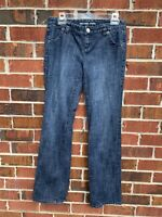 Michael Michael Kors Jeans Size 4 Small Blue Jean Denim Bootcut Pants