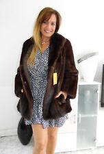 Pelzmantel Nerzmantel Nerzjacke Mink Fur coat pelliccia Visone Fourrure Vison