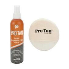 ProTan Overnight Competition Color w/Pad - Suntan Brown Spray 8.5oz/250ml Tan