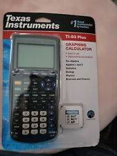Texas Instruments Ti-83 Plus Graphing Calculator new