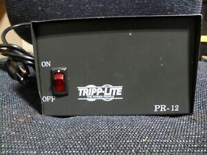 TRIPP LITE PR-12 AC to DC Converter, 12A, 13.8V