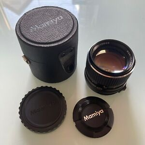 Mamiya Sekor C 110mm f/2.8 For M645 1000S Super Pro TL Great Condition