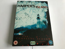 Harper's Island: Complete Season 1 DVD (2010) Elaine Cassidy NEW SEALED
